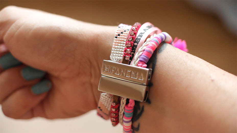 Hipanema Bracelet | It-Piece new up on the blog