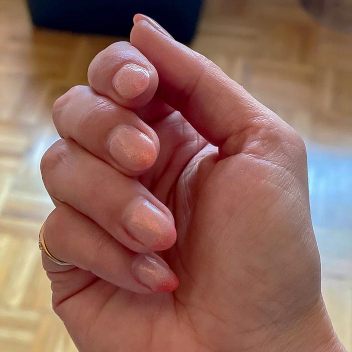 Thermo Nails: Wechselndes Farbspiel