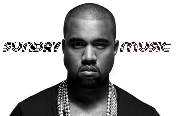 Sunday Music | Kanye West im Glücksrausch