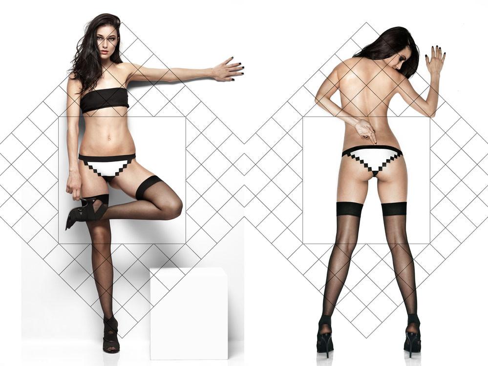 Pixel Panties - neuer Lifestyle Trend der Gamerherzen höher schlagen lässt | hot-port.de | Lifestyle Blog