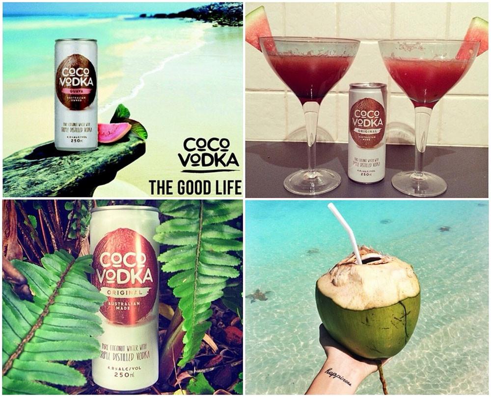 Lifestyle Trend Detox | Warum inzwischen sogar Alkohol als gesund angeprießen wird | Coco Vodka - das Original