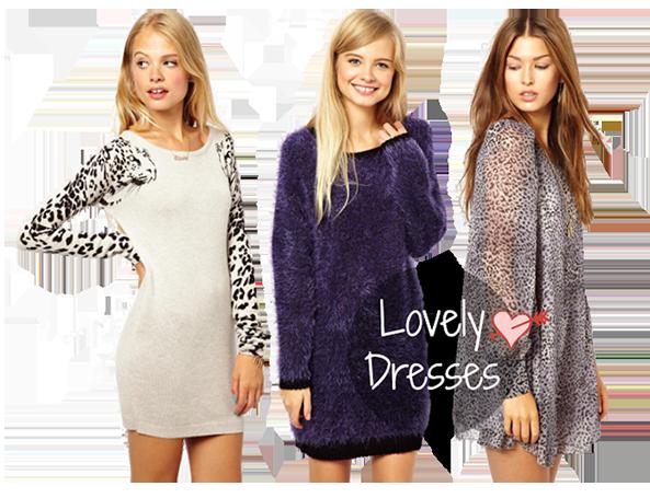 Lovely Dresses | Coole Kleider für coole Tage