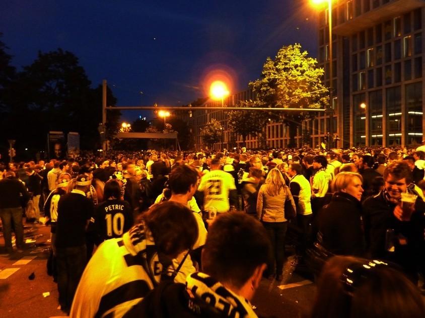 Dortmund Meisterfeier 2012