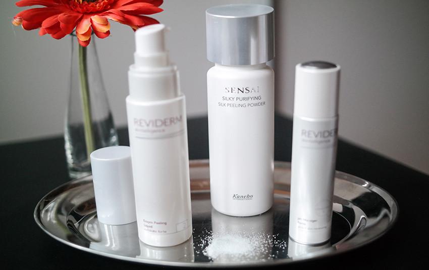 Enzympeelings sind die neuen Stars der Hautpflege