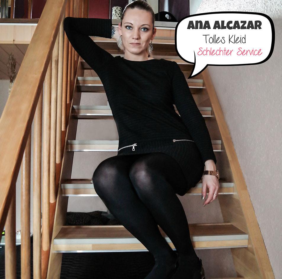 Ana Alcazar | Schöne Kleider, schlechter Kundenservice