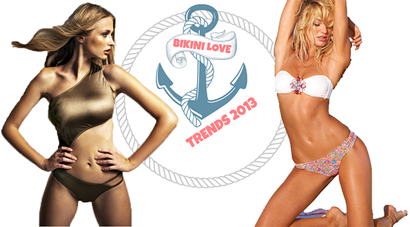 Strandgut | Tragbare Strandmode 2013 | Bikini Love | Wir lieben die Trends 2013 | hot-port.de | 30+ Lifestyle Blog