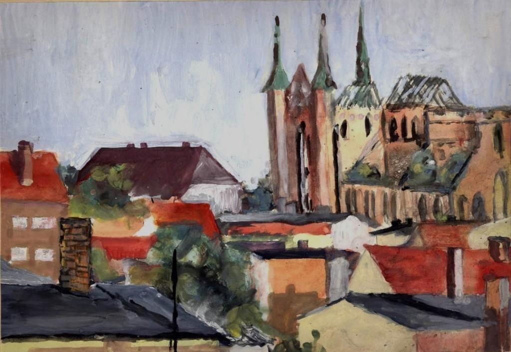 1975   Wismar St. Georgenkirche