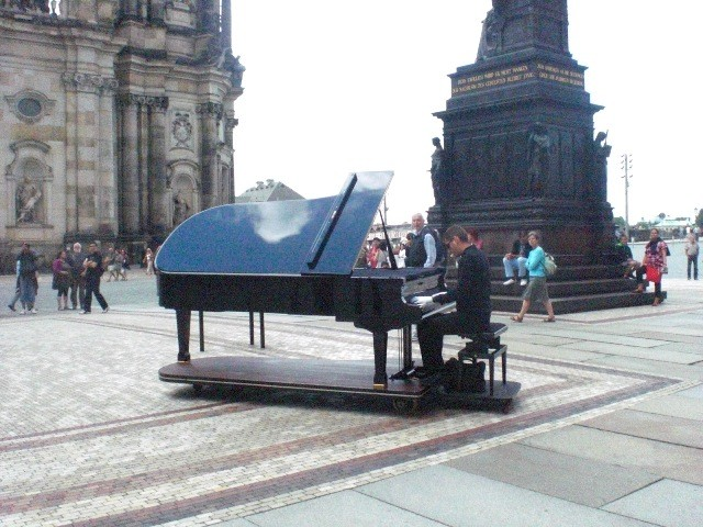 Arne Schmitt - Straßenmusik