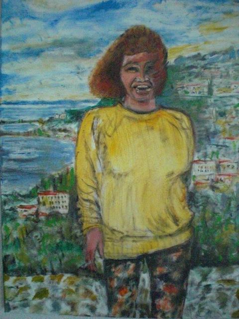 1992 Petra in Spanien (Rosas)