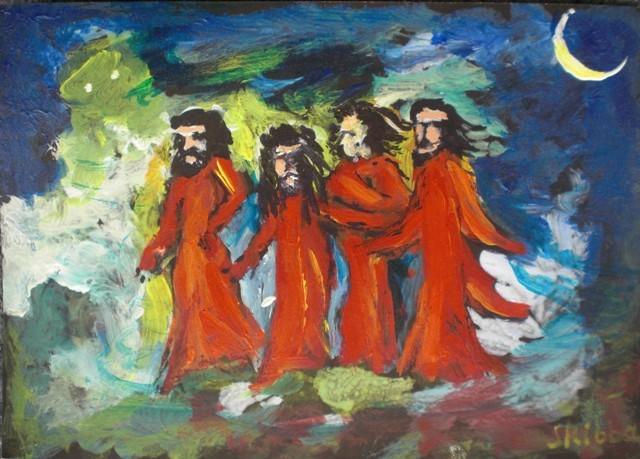 Tanzende Sufis