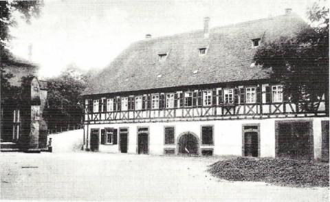 Weingarthaus im Klosterhof