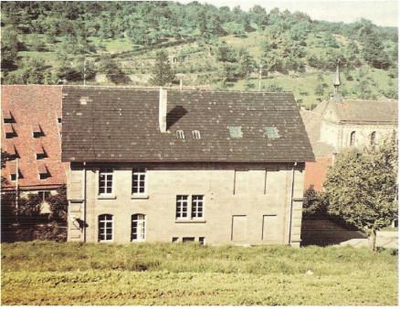 Altes Schulhaus - Stuttgarter Straße 1965