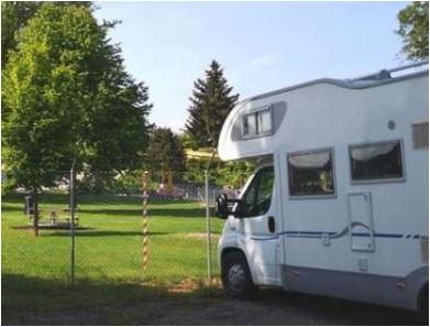 Campingplatz Wohnmobil mieten