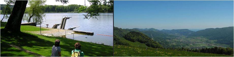 Wandern ab Wasseramt - Wanderwoche im Jura