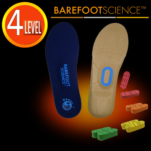 BAREFOOT SCIENCE 初級・子供用インソール フルサイズ
