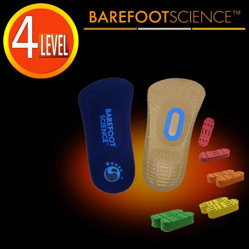 BAREFOOT SCIENCE 初級・子供用インソール 3/4サイズ