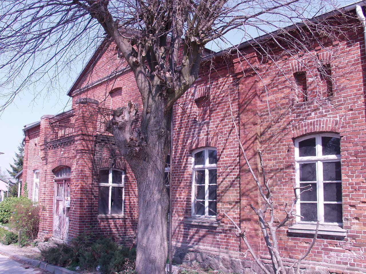 Das Anwesen des Bauern Fritsche, hier das Gutshaus, wurde zur Keimzelle von Fritscheshof.