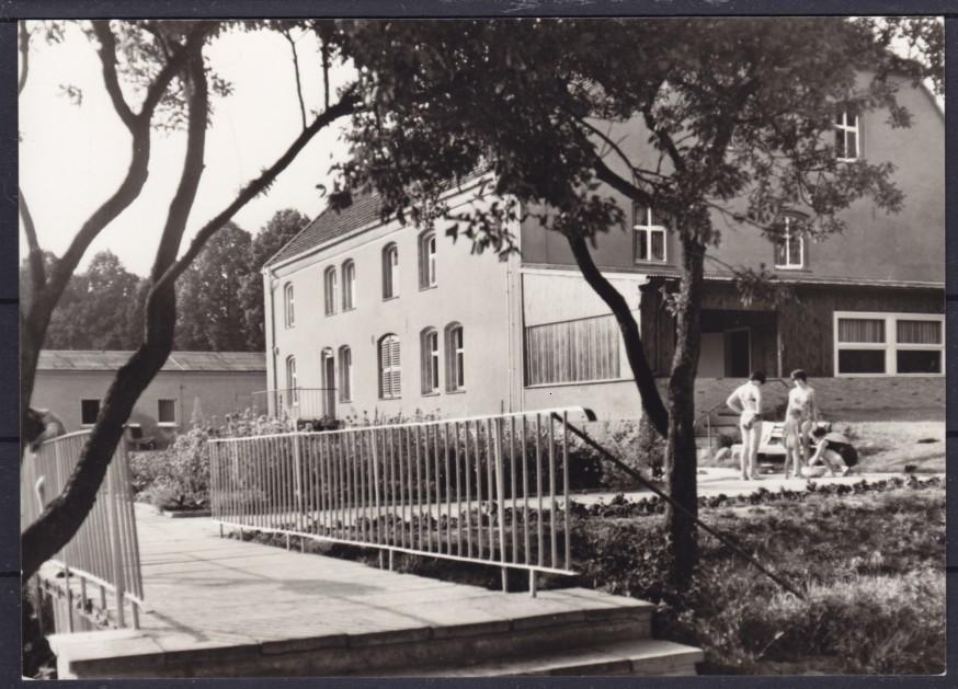 Die Schreibermühle 1975