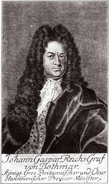 Johann Caspar von Bohmer Porträt