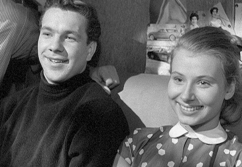 Kalle (Götz George) und Anne (Maria Häussler)
