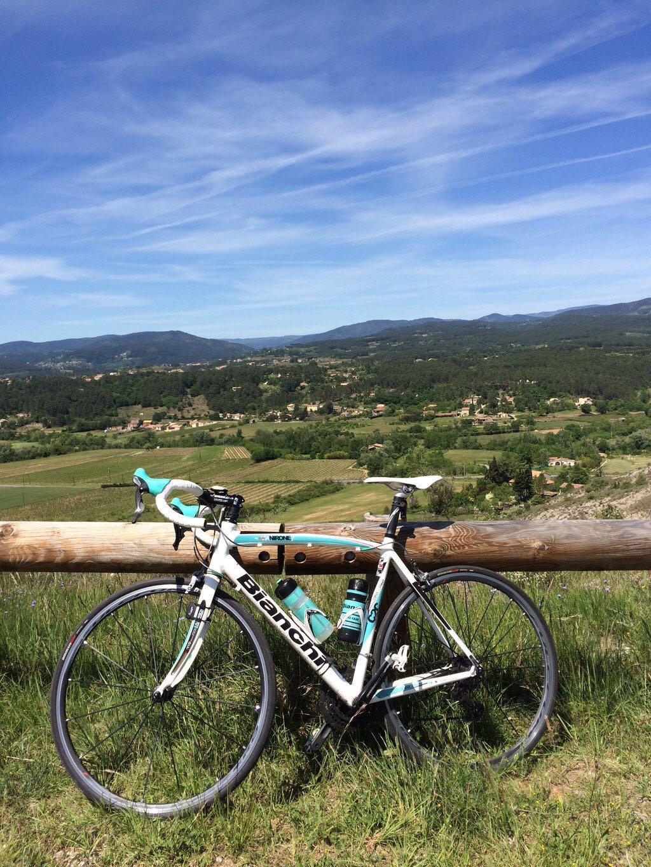 Fietsen in de Ardèche