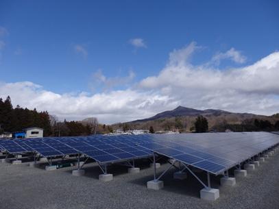 福島太陽光発電