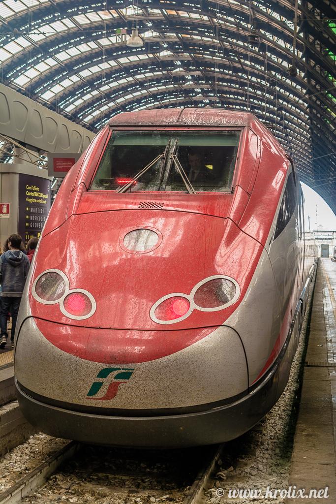 Поезд-экспресс Frecciarossa