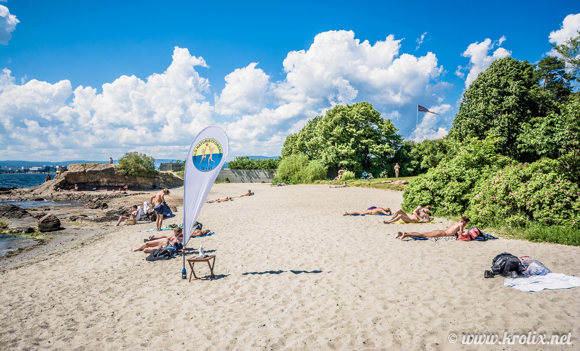 6. А это местный нудистский пляж.