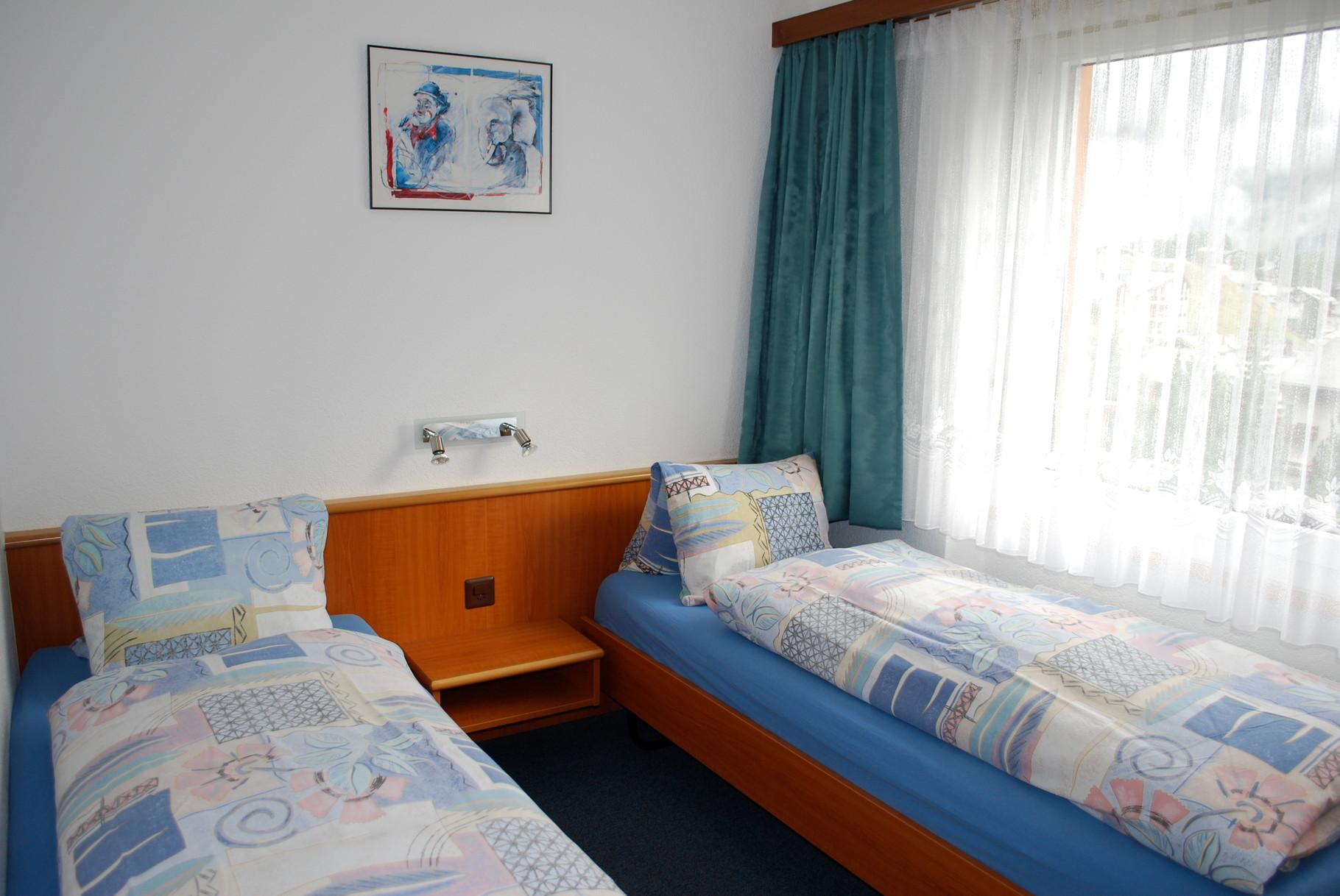 Zweibettzimmer 2. Stock