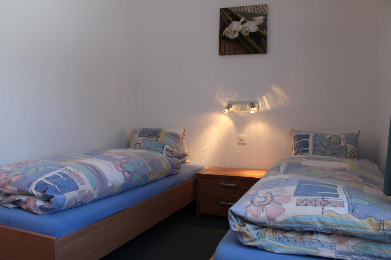 Zweibettzimmer Erdgeschoss