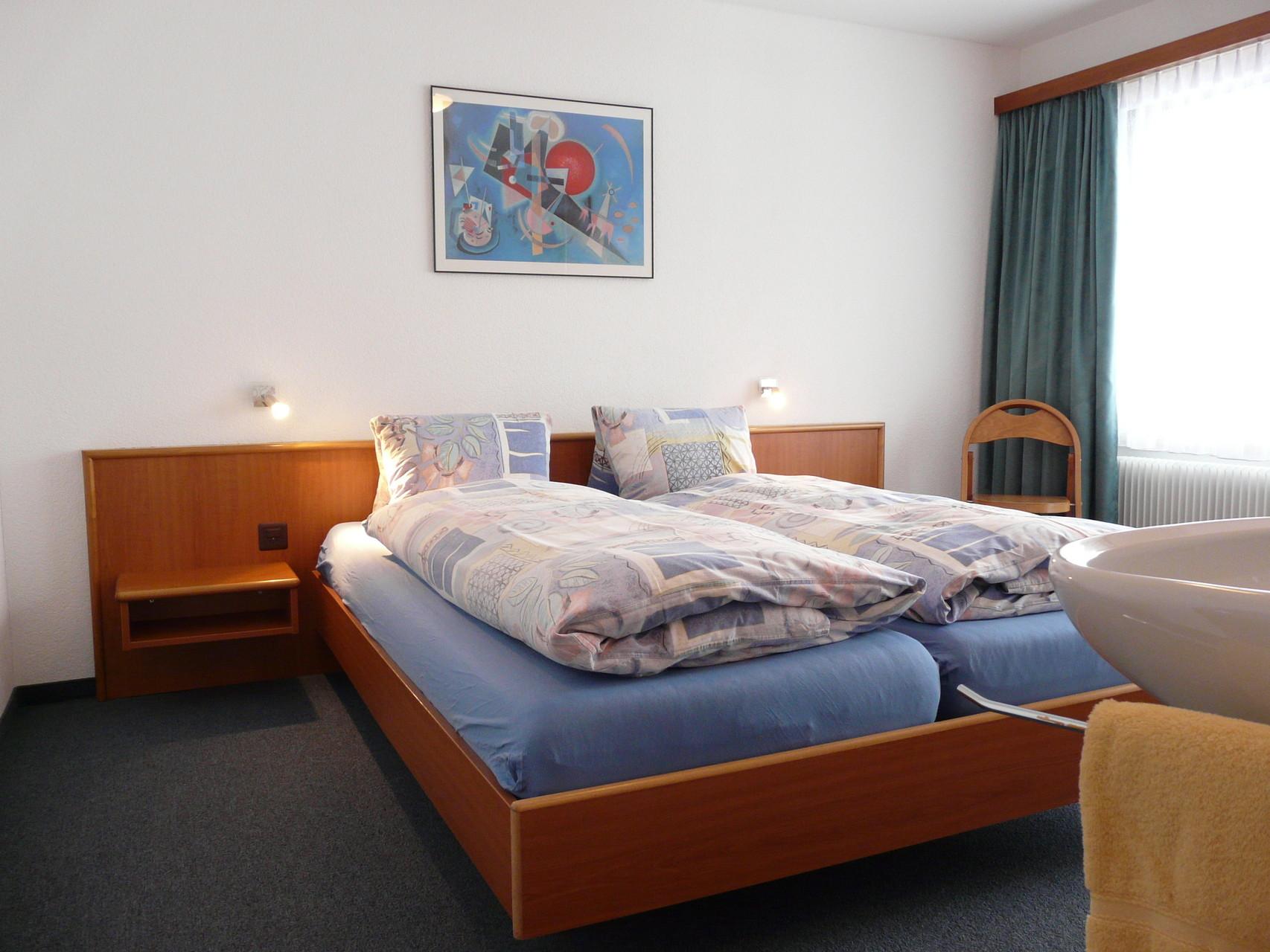 Double bedroom 2nd floor