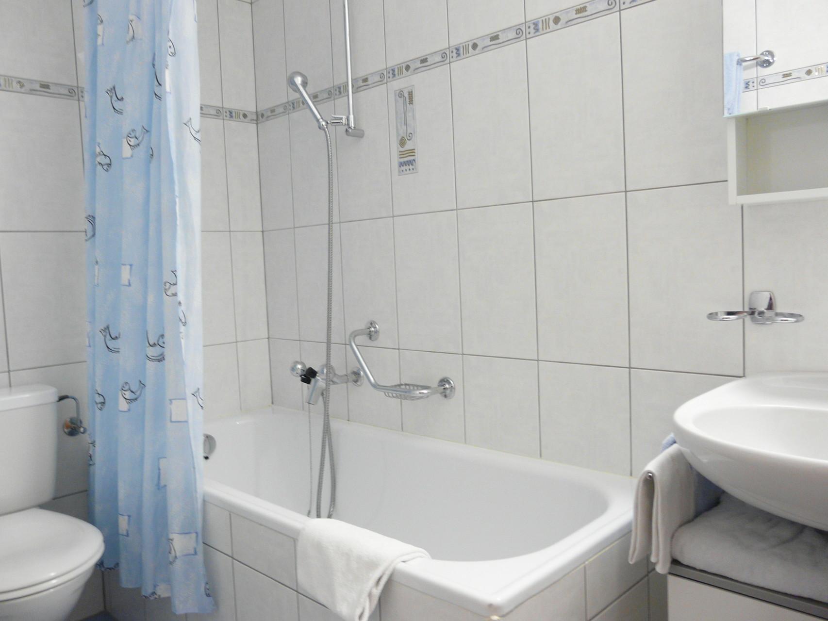Bathroom in the 1st floor