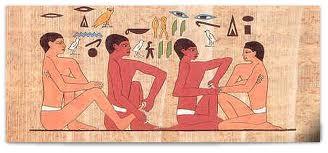 réfléxologie en Egypte antique