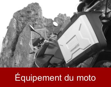 Produits pour la moto
