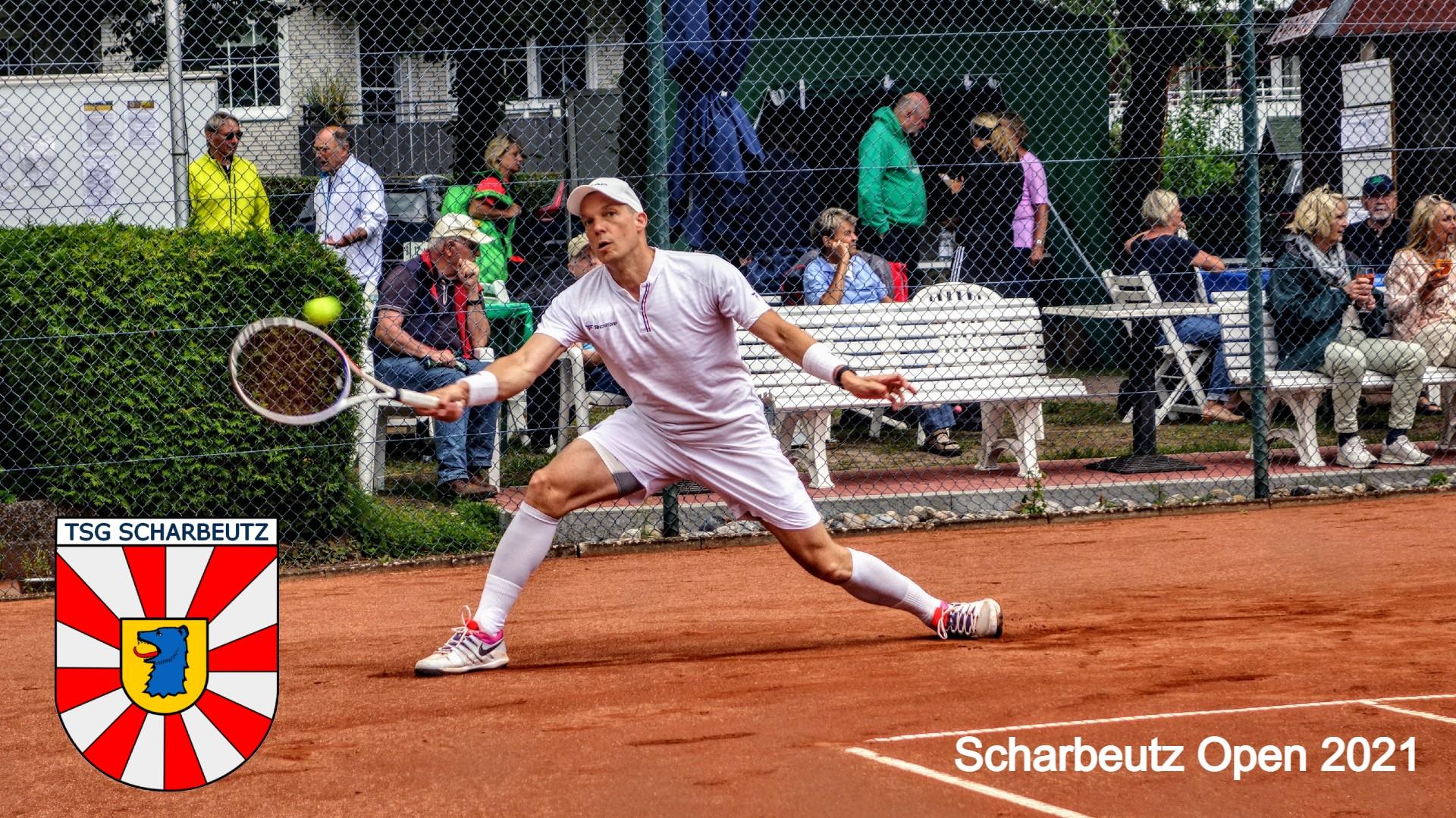 58. Scharbeutz Open 2021  Finalergebnisse und Tableaus ... Herren