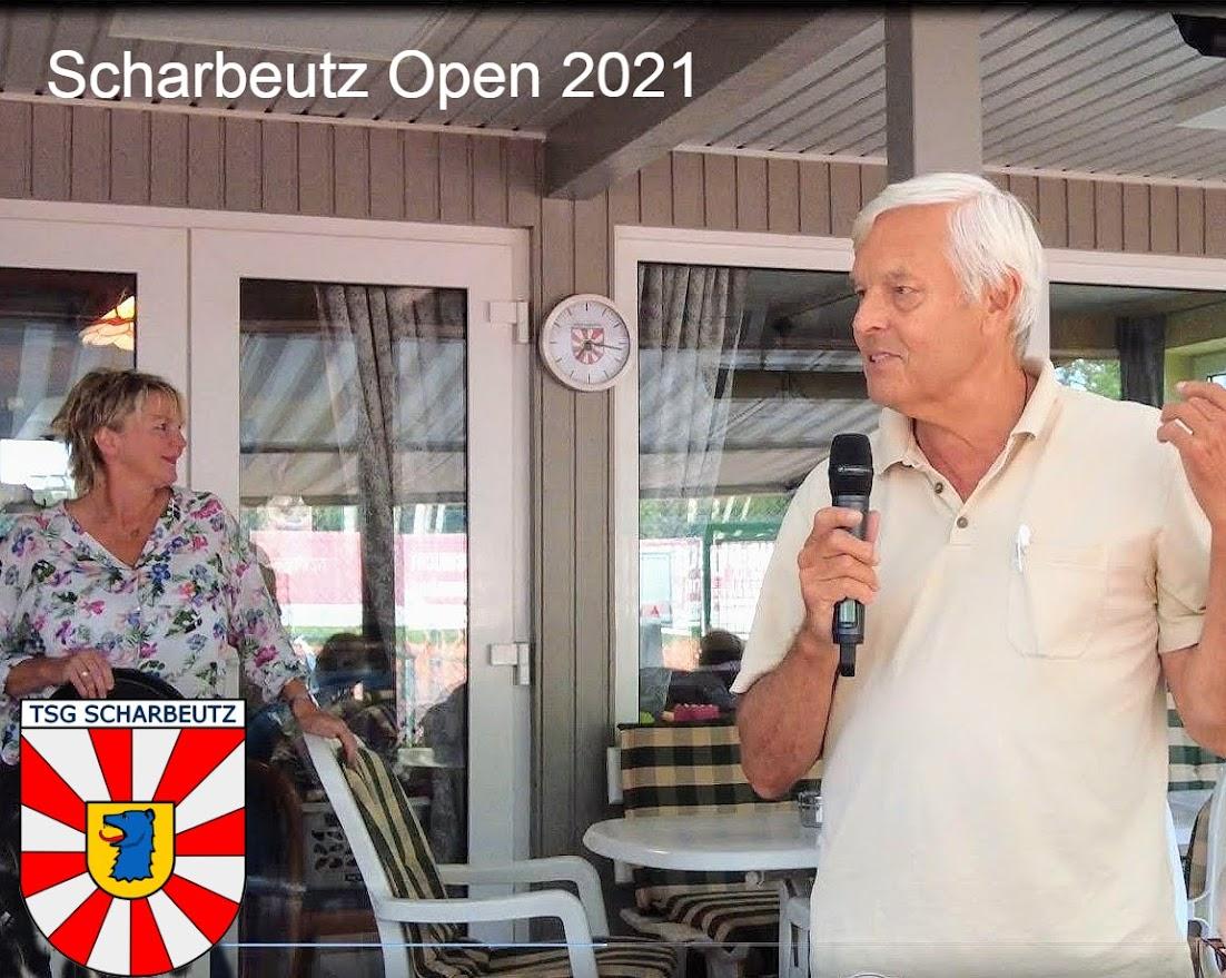 58. Scharbeutz Open 2021  Begrüßungsrede des 1. Vorsitzenden ......