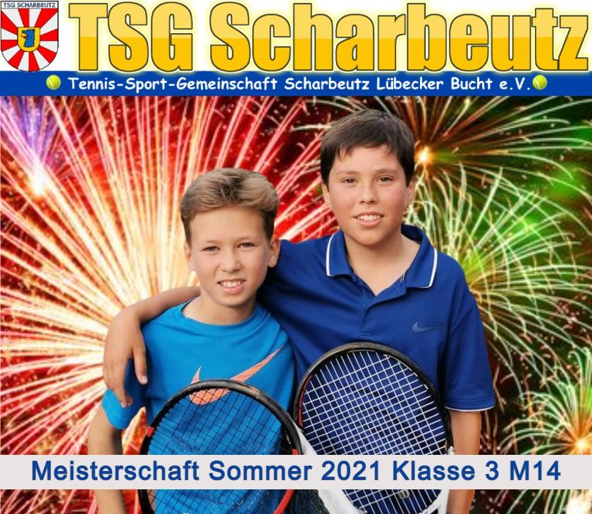 Punktspiele TSG-Jugend M14 .. TSG Scharbeutz - Stockelsdorf 3:0 ... MEISTERSCHAFT ❗️
