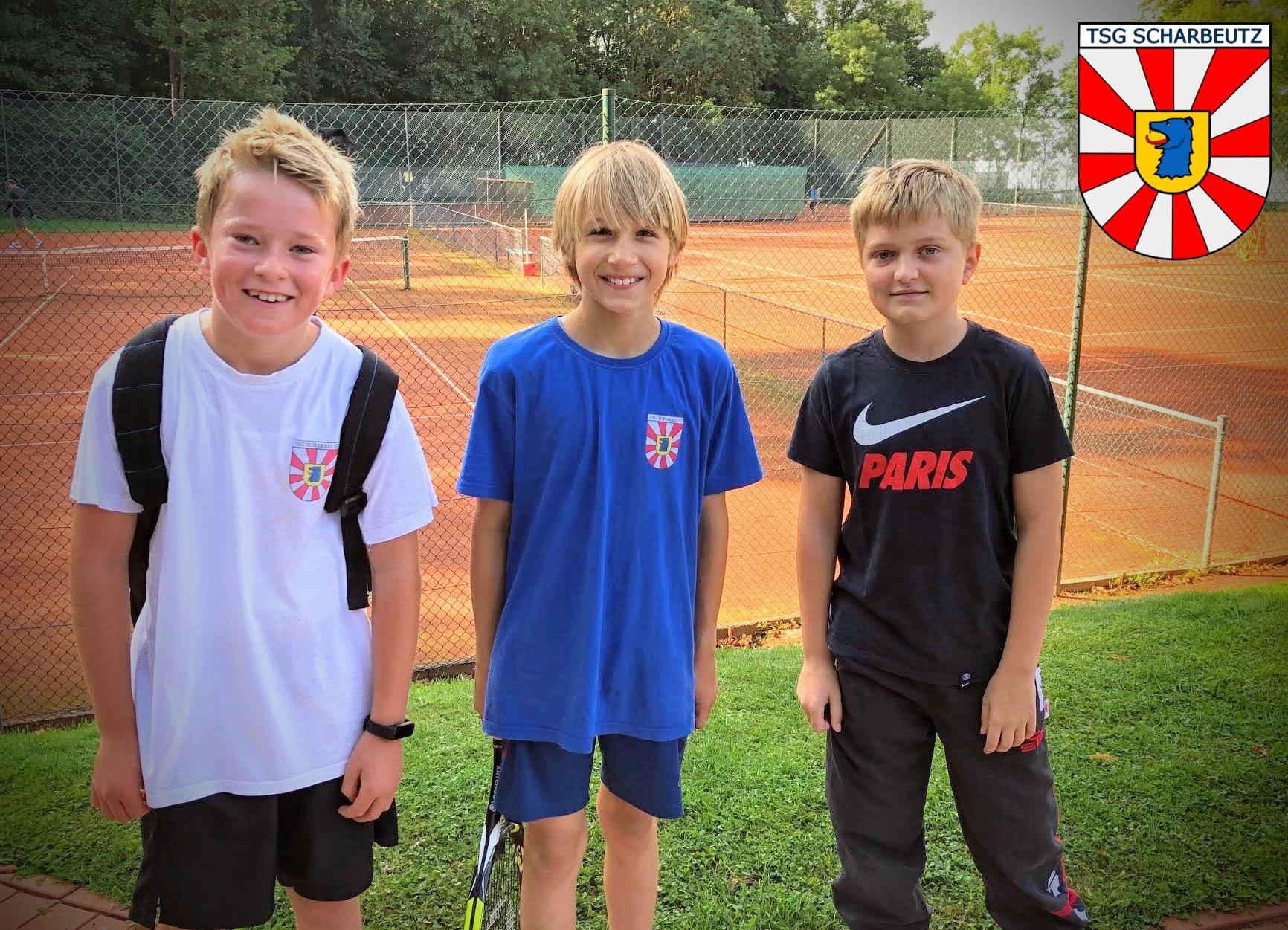 Punktspiele der TSG-Jugend Midcourt . Neustadt - Scharbeutz 2:1