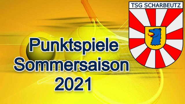 Medenspiele Sommer 2021 : Die Spieltermine sind genannt ...