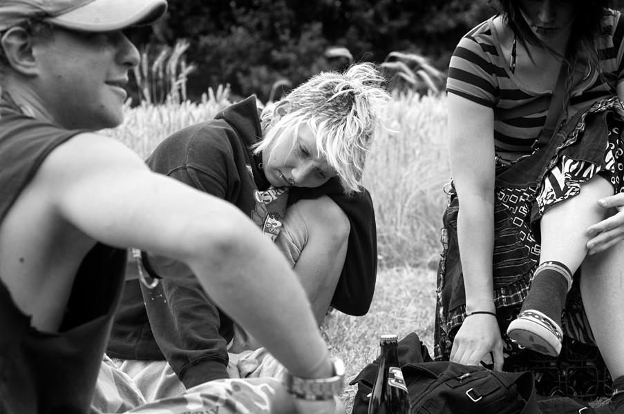 Obdachlosigkeit, Liebe, Freundschaft, Nähe