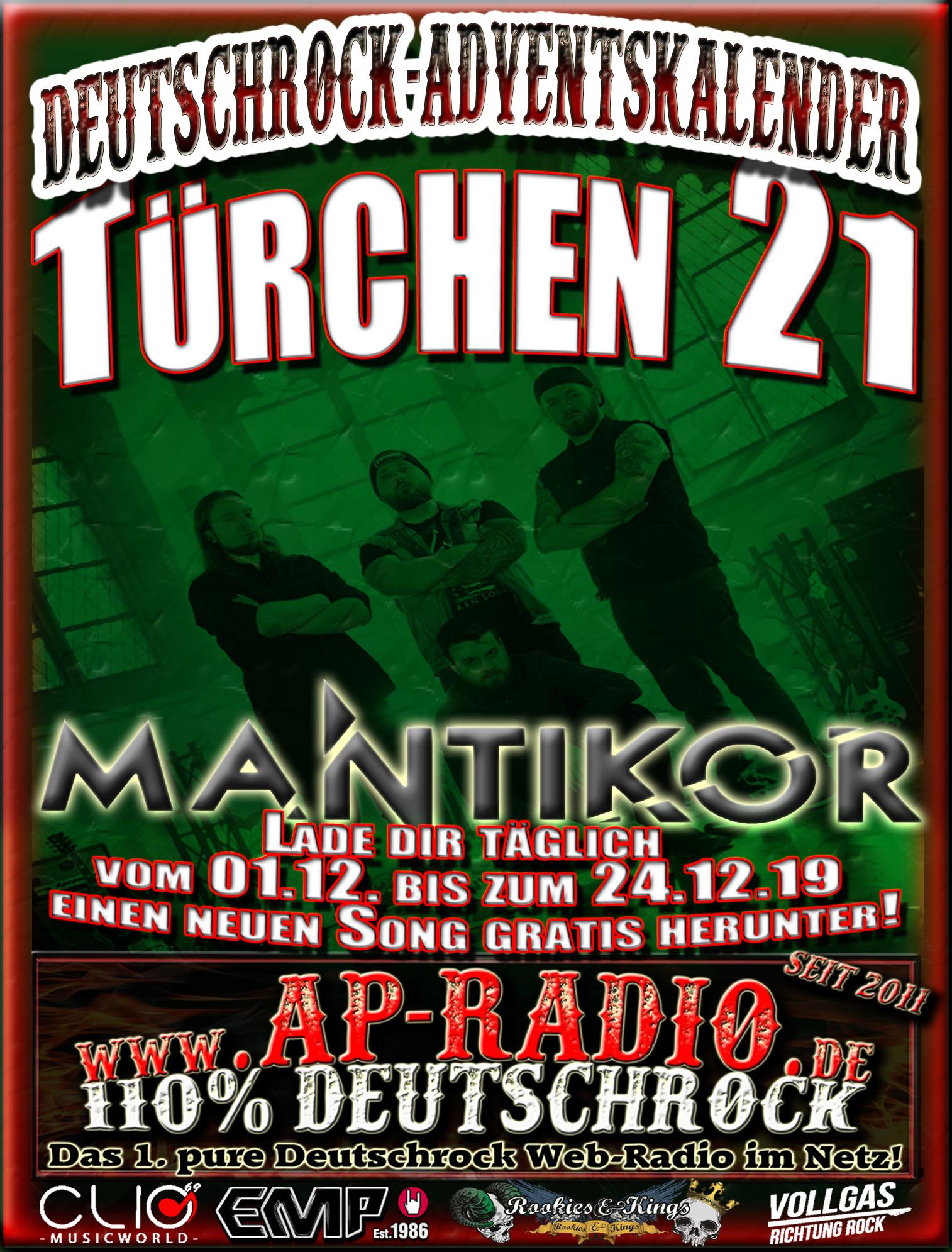 Mantikor (Download abgelaufen)