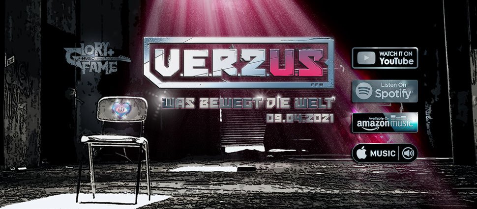 V.E.R.S.U.S - SPENDENAKTION