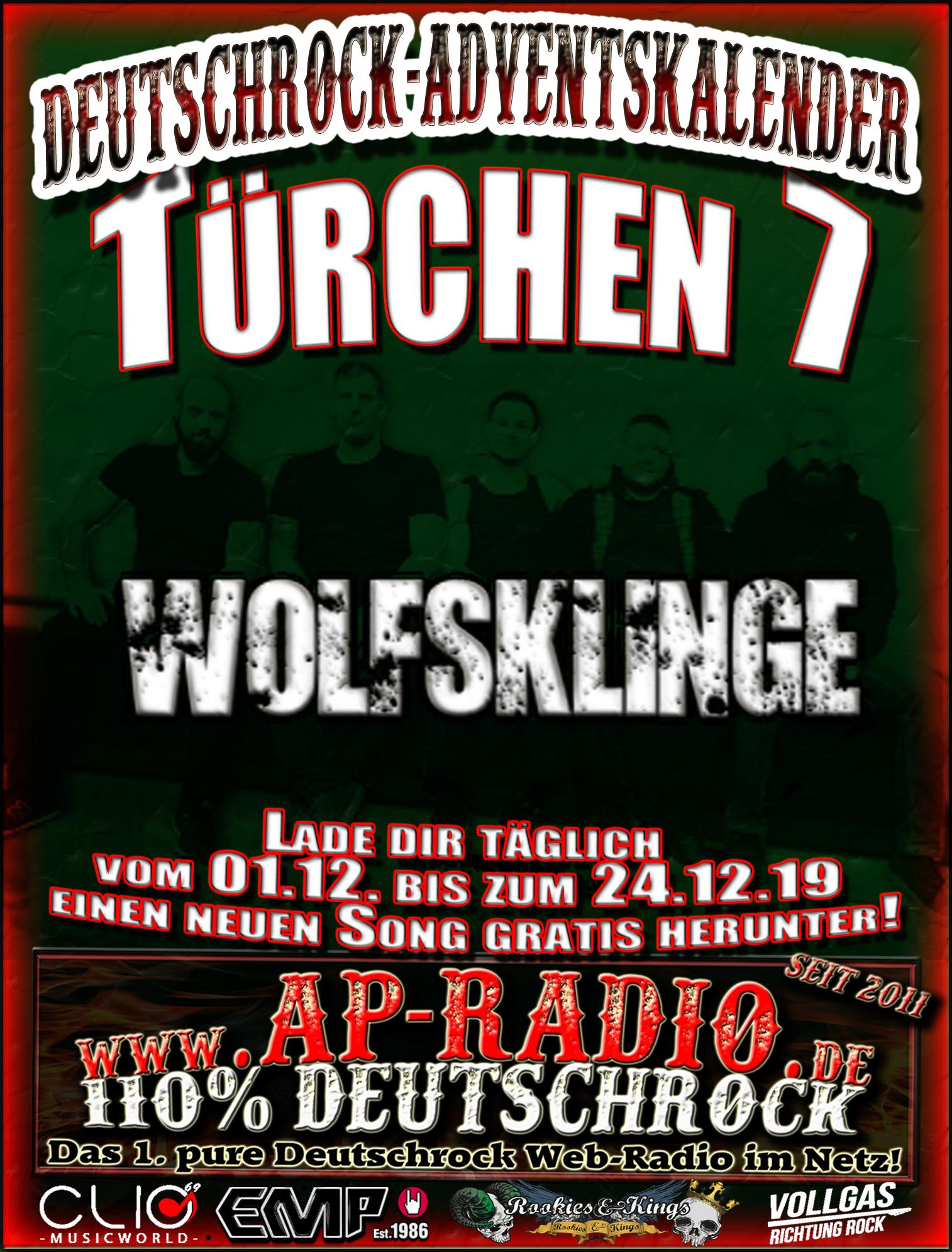 Wolfsklinge (Download abgelaufen)