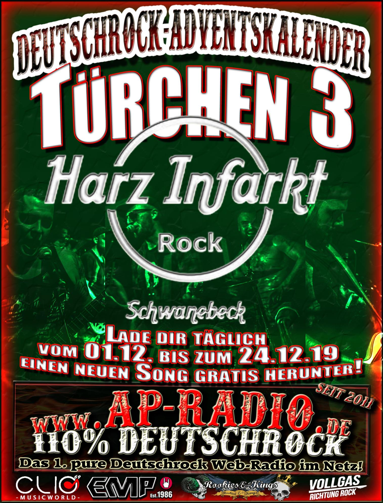 Harzinfarkt (Download abgelaufen)