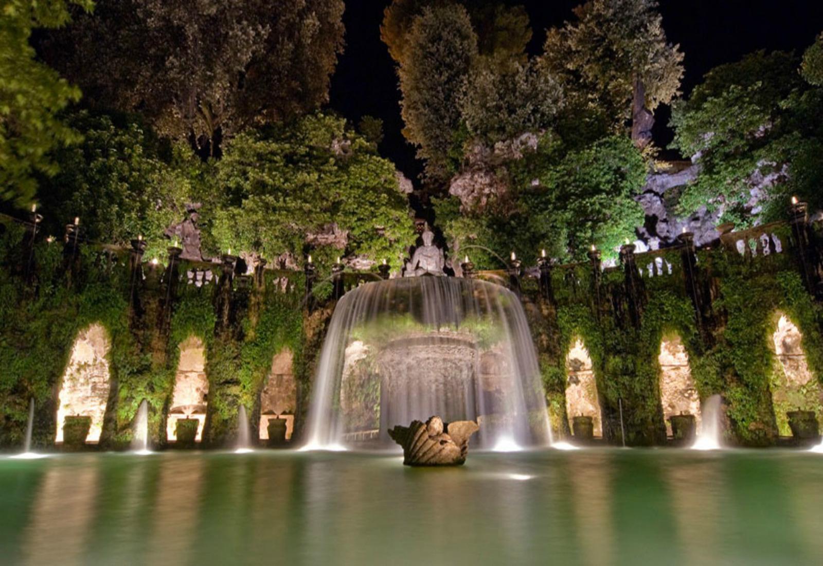 Villa D Este Home E La Magia Del Natale : Acquista ora il tuo biglietto per villa d este di notte
