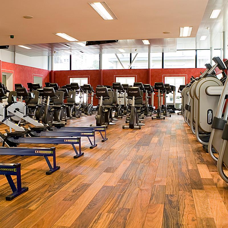 Migros Fitnesspark in Luzern 2012 - 2013