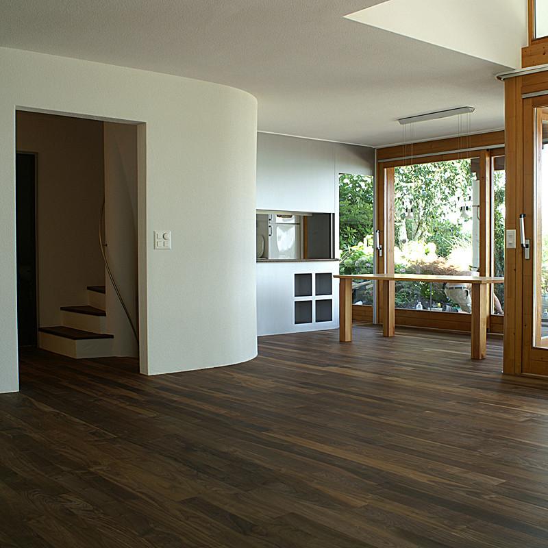 Einfamilienhaus in Thalwil 2006 - Nussbaum