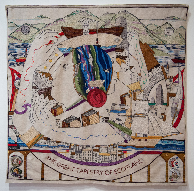 No 1 - The Great tapestry Of Scotland