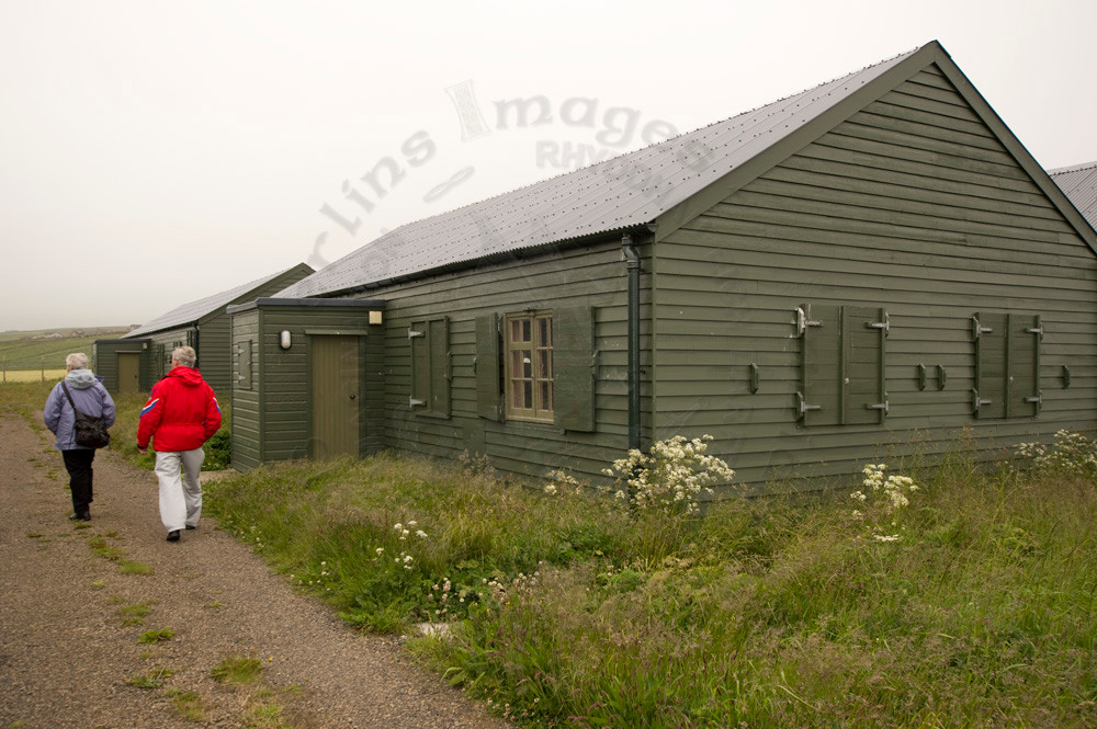 Ness Battery Nissen Huts.