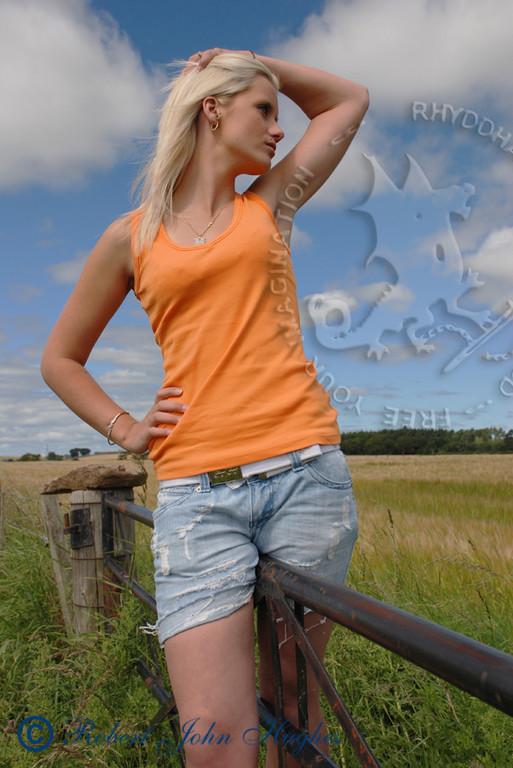 Straddling - Michaela